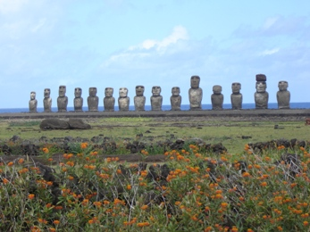 Rapa Nui in Easter Islands